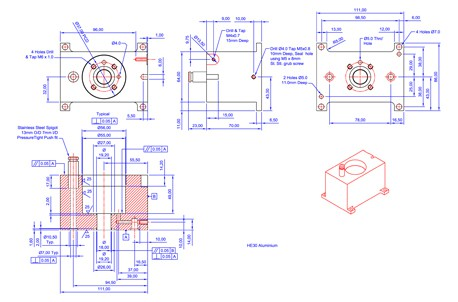 Design draughting bds design services for the renewable energy example 1 malvernweather Choice Image